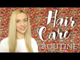 Hair Care Routine Mandaryna