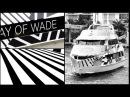 Way of Wade Li Ning Razzle Dazzle Camo Yacht by Metro Wrapz