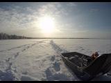 Сибирская рыбалка в глухой тайге