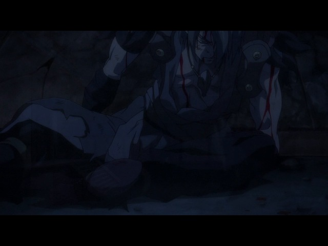 [Katana Sound] Гаро: Багровая луна / Garo: Guren no Tsuki [19] [ZingZao, LilooPanda]