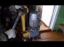 Смотри как легко пробурить абиссинский колодец прямо в доме
