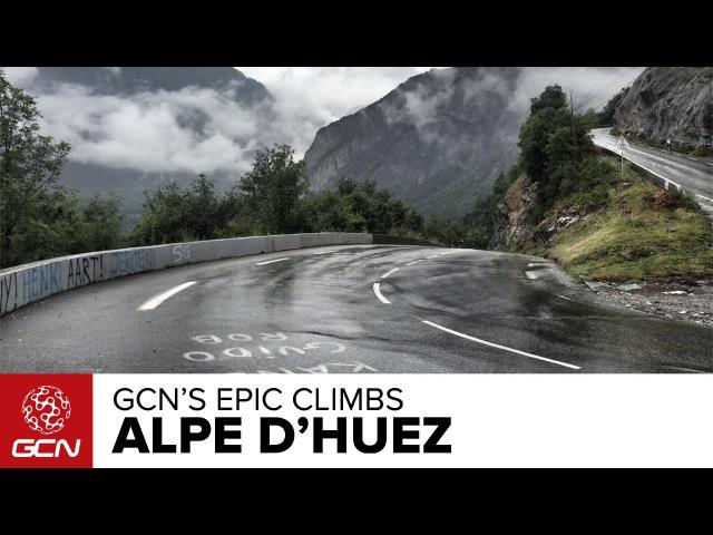 Alpe DHuez - GCNs Epic Climbs