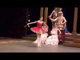 Артем Овчаренко и Нина Капцова в балете