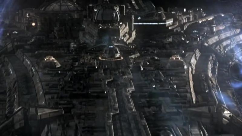 Звёздные Врата Вселенная, Сезон 1 Серия 1