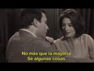 Un hombre y una mujer (un homme et une femme, 1966) claude lelouch vose