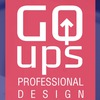 GoUps. Professional Design