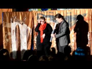 Агапе-Кривой Рог Рождественская постановка-2014