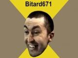 Bitard671 - Иди подмойся Маня # Экспериментальная песня # Харкач