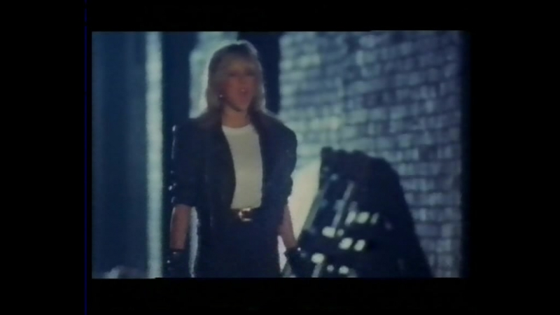 Samantha fox i surrender to the spirit of the night 1987