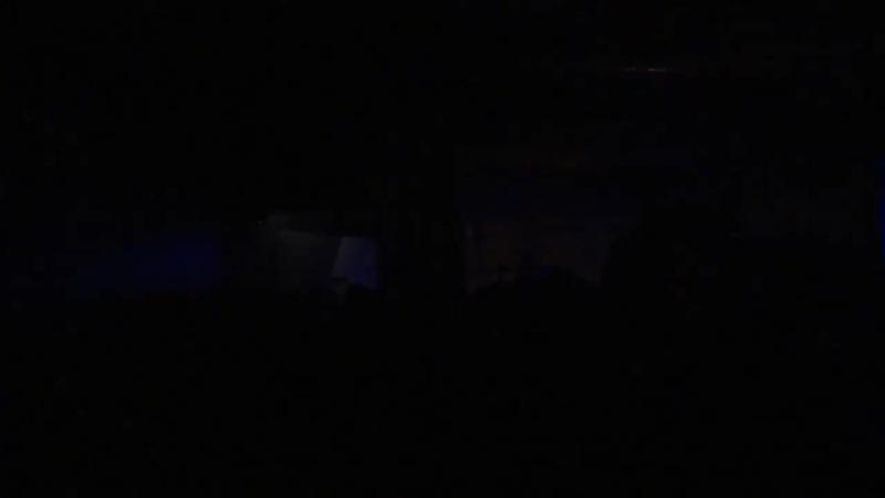 TRICKY - Overcome Parenthesis (Live), 03.02.2016, Warszawa, Klub Iskra