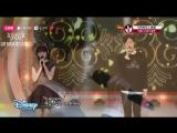 Выступление Коын и Доёна из SM Rookies Boys на ММС с песней