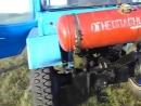 Обзор на самодельный мини - трактор ТТЗ-002