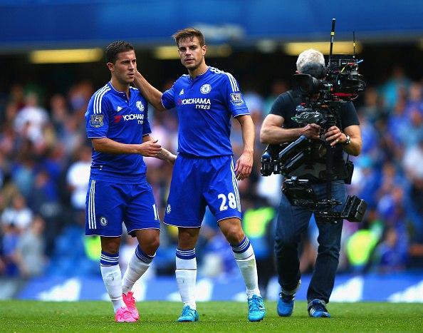 Защитник «Челси» Сезар Аспиликуэта считает, что набирающий форму Эден Азар для «синих» словно новое приобретение.
