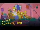 The Simpsons Futurama Couch Gag Season 26 Ep 6 THE SIMPSONS