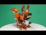 Lego Creator - Park Animals - Squirrel, 31044/Лего Креатор - Животные В Парке - Белка, 31044.