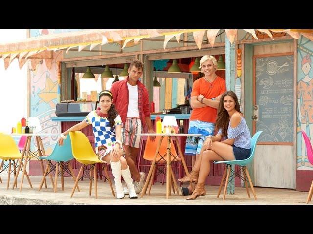 Лето. Пляж. Кино 2 (2015) Русский трейлер