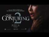 Заклятие 2   /   The Conjuring 2     2016     TRAILER