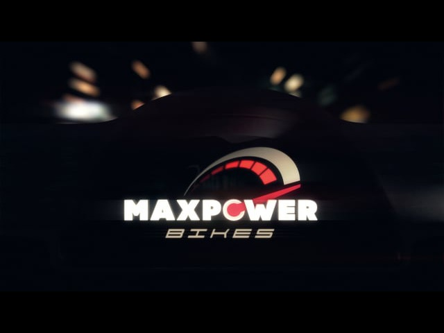 Animation logo for MaxPower.