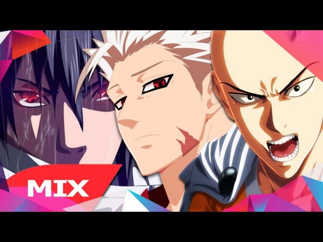 Simple AMV In The End (Naruto, One Punch Man, Nanatsu No Taizai) | MIX 01