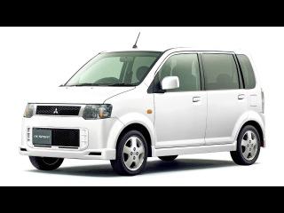 Mitsubishi eK Sport H82W '08 2008–13