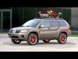 Mitsubishi Endeavor Concept by Ballistic Unlimited