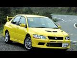Mitsubishi Lancer GSR Evolution VII CT9A '02–10 2001