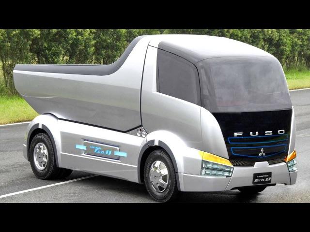 Mitsubishi Fuso Canter Eco D Concept '2008