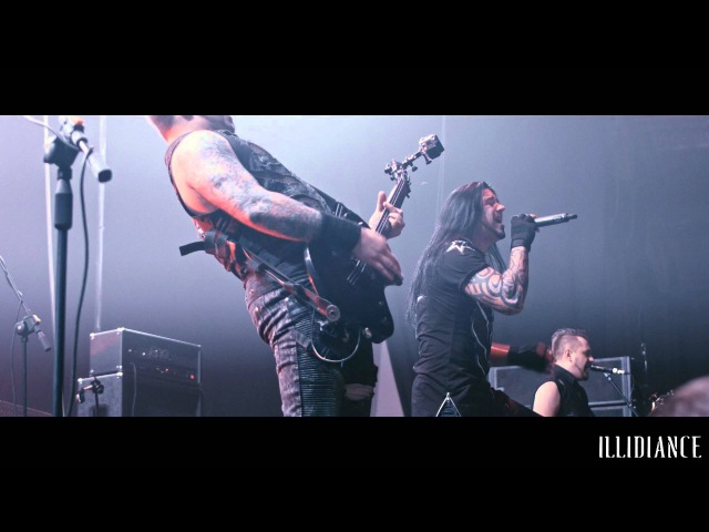 ILLIDIANCE - Boiling Point (LIVE 05.11.2015)