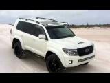 DSTRUCT custom toyota Landcruiser 200 sahara v8 diesel arctic truck western Australia