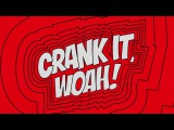 Kideko &amp George Kwali - Crank It (Woah!) feat. Nadia Rose &amp Sweetie Irie Official Audio