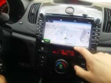 Магнитола Kia Cerato емкостной экран 1Гб RAM