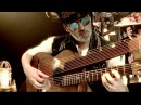 Brin Addison Carmina Burana O Fortuna by Carl Orff 15 string Harp Guitar
