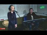 Елена Терлеева(вокал) и Владимир Агафонников (фортепиано)