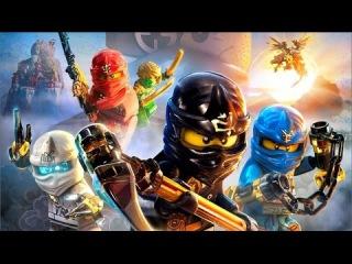 LEGO Ninjago ИГРА Мультк. Прохождение игры Лего Ниндзяго.