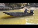 2013 Lowe Frontier 1756DLX Duck Boat
