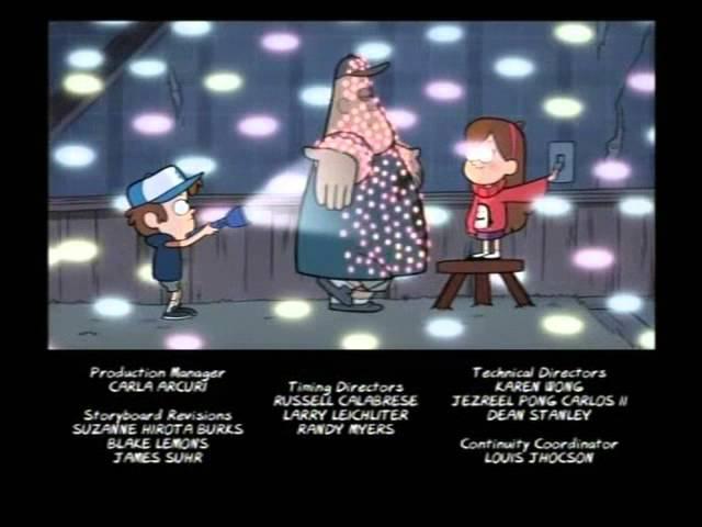 Gravity Falls - Soos' Dance