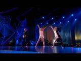Танцы Александр Волков и сёстры Михайлец (УМА СУМАК Gopher Mambo) (выпуск 11)