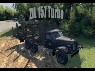 Spin Tires Zil 157 Turbo