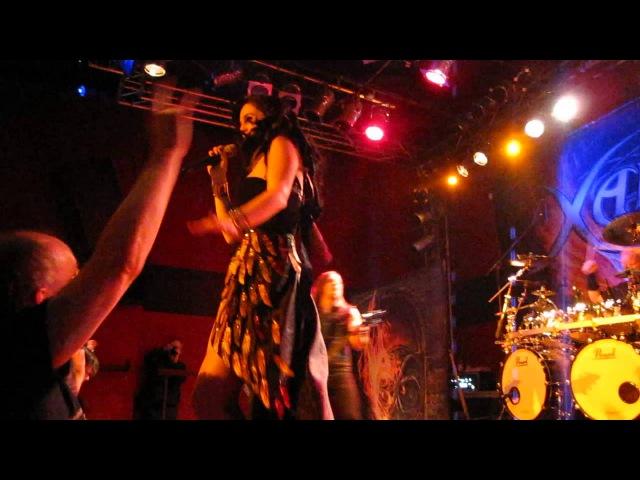 Xandria - Blood on My Hands 'Live' @ Turock, Essen, 10.04.2015