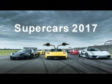 Top 10 Supercars 2017 - New Supercars 2017