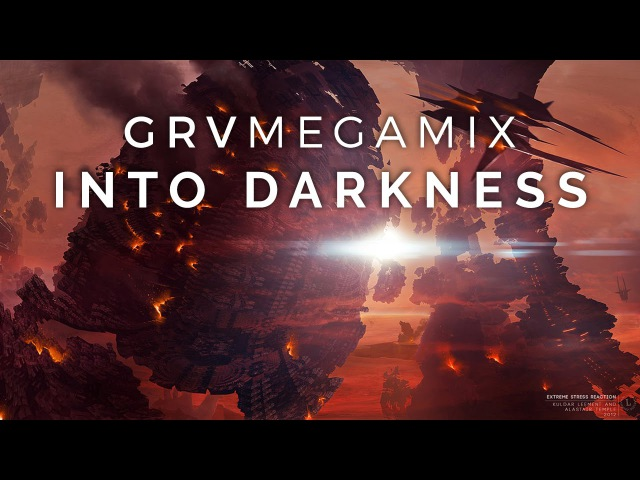 1.5 Hours of Epic, Dark Dramatic Music: Into Darkness - GRV MegaMix