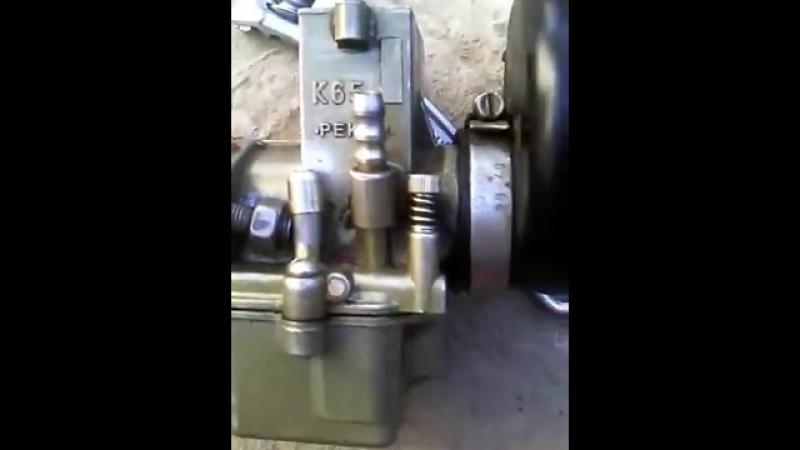 1 Настройка карбюратора К65-К62 (И,Г,Д,В и др.)
