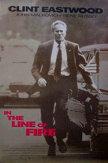 Вольфганг Петерсен — На линии огня, 1993