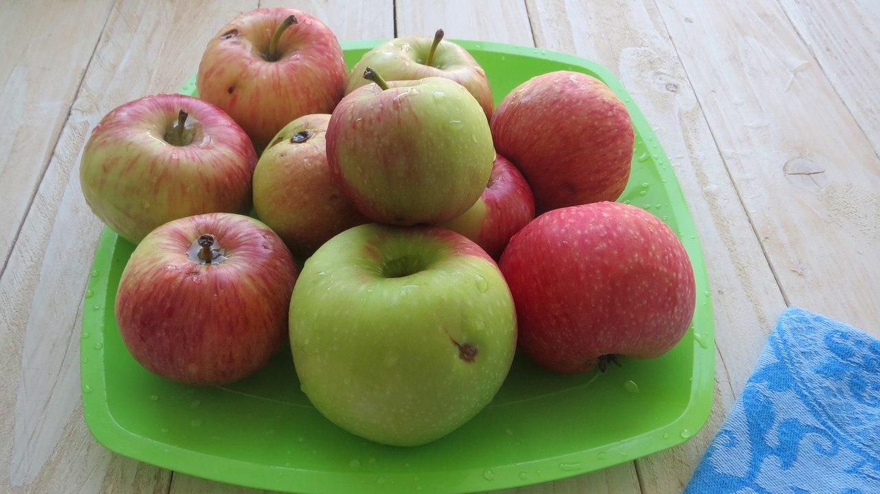 Как сделать яблоки слаще 113