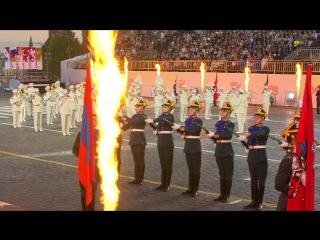 Выступление Президентского оркестра и Роты специального караула Президентского полка