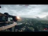 Battlefield 1 - Эксклюзивный геймплей воздушного боя.