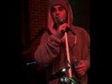 December 12: Fan taken video of Justin at the Marine Room in Newport, California.
