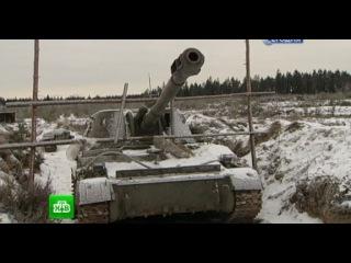 В Ленобласти мотострелки, артиллеристы и летчики сообща уничтожили «бандитов»