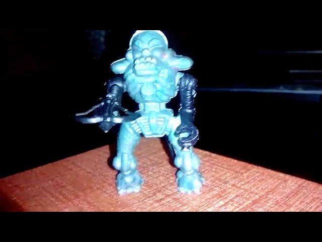 Робозверь Скелетор 2