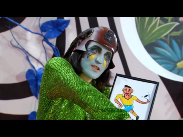 Noel Fielding's Luxury Comedy | Pele's Cup | E4